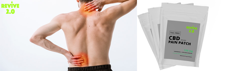 Buy CBD Patches For Pain Management