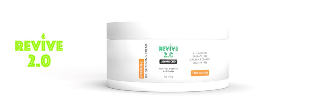 buy cbd vitamin c brightening creme